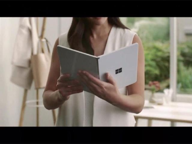 微軟推出雙螢幕Surface Neo 搭載Windows 10 X作業系統