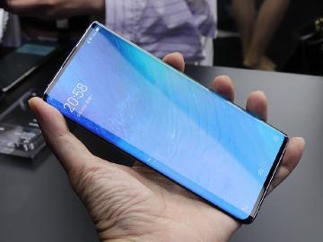 支援5G規格 vivo NEX 3台灣10月下旬上市