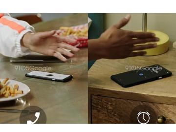 Google Pixel 4浮空手勢功能將以Motion Sense稱呼