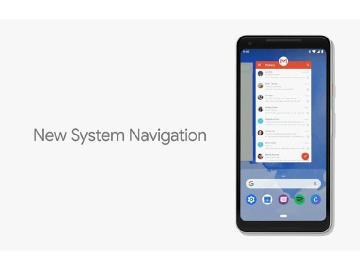 Google要求Android 10手機隱藏非客製化操作手勢