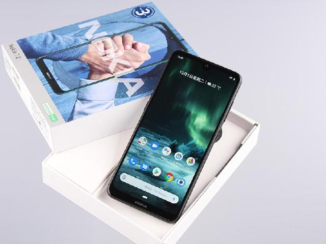 Nokia 7.2開箱評測 PureDisplay螢幕、蔡司認證鏡頭