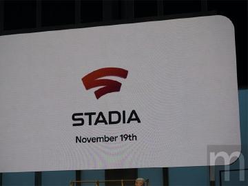 Google雲端串流服務Stadia於11/19正式上線