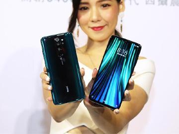 紅米Note 8 Pro與小米淨化器3台灣發表 10/22同步上市