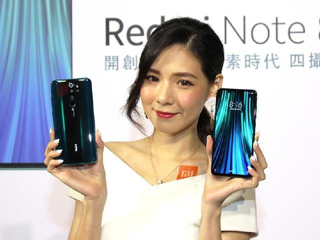[影片]Redmi Note 8 Pro重點評測:64MP四鏡頭、聯發科G90T、NFC