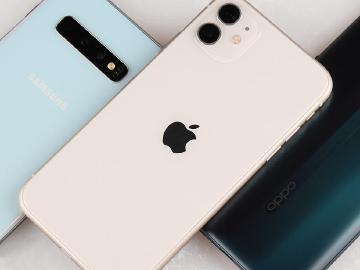 iPhone 11熱賣 Apple成台灣9月手機銷售三冠王