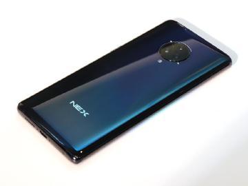 vivo NEX 3台灣版本硬體具備5G 軟體還不完全支援