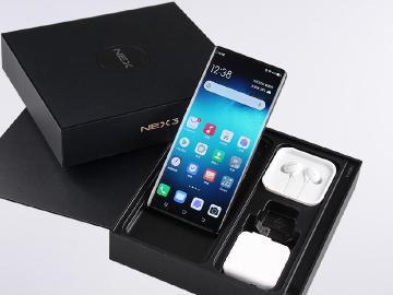 5G規格手機、瀑布全螢幕 vivo NEX 3開箱