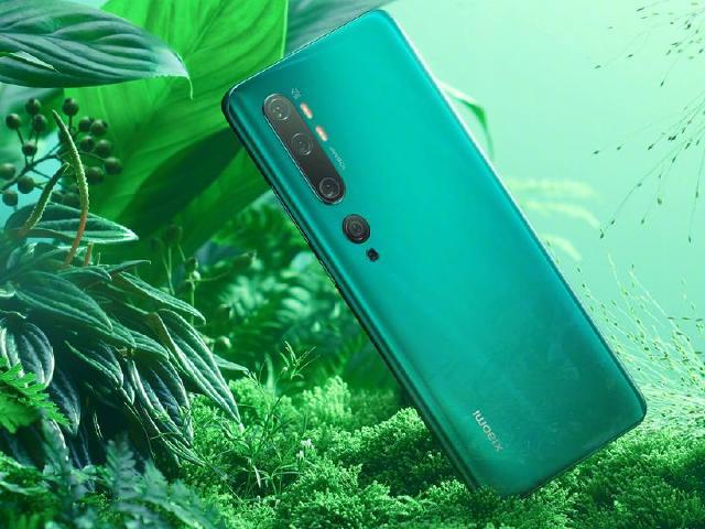 小米CC9 Pro五鏡頭規格公布 在海外將以Note 10型號推出