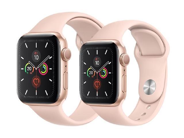 Apple Watch S5資費公布 11/8三大電信齊開賣