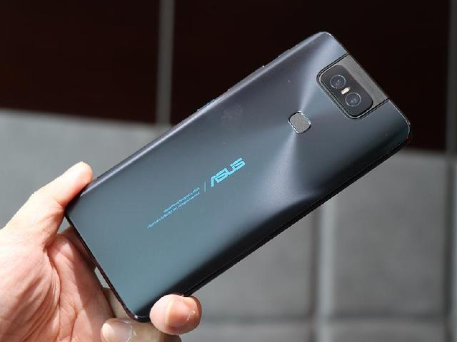 華碩ZenFone 6迷霧黑256GB新版本 11月限量上市