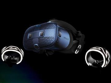 HTC攜手三創打造未來視VR特展 11/13前買VIVE贈行動電源