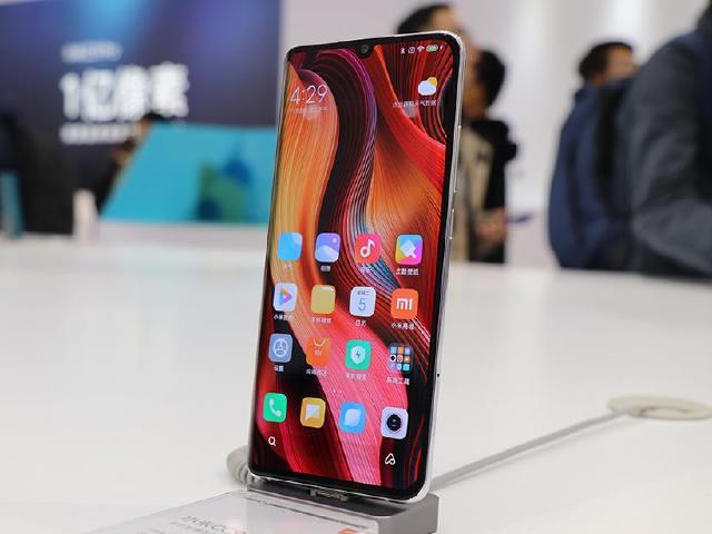 一億畫素、五鏡頭手機 6.47吋小米CC9 Pro發表