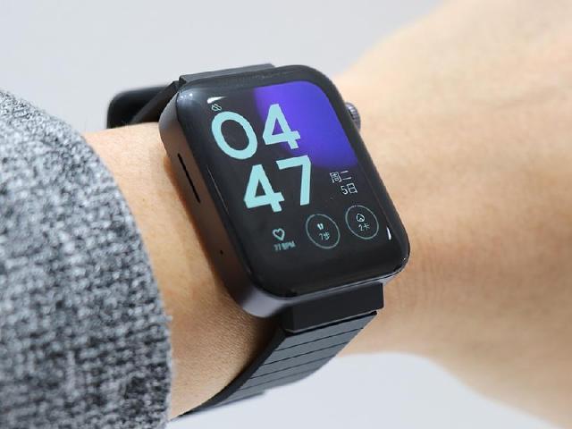 小米手錶能獨立通話與上網 台灣上市評估中