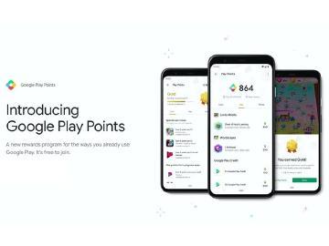 Google希望藉由點數回饋增加Play商店下載率