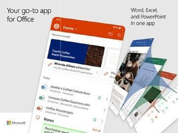 微軟推出全新Office App實現行動辦公體驗