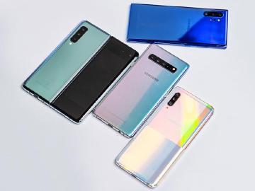 三星分享5G技術成果 Galaxy Fold驚喜現身