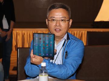 華為考慮引進可折疊螢幕手機Mate X 但仍要視台灣5G進展而定