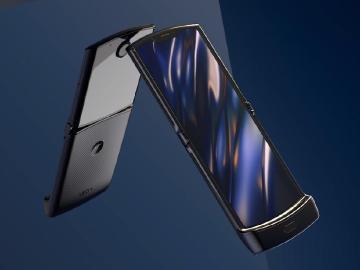 新MOTO RAZR手機發表 6.2吋可折疊螢幕搭零間隙鉸鍊設計