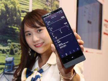 Sony 5G手機首度在台亮相!實測毫米波下載速度飆破2Gbps