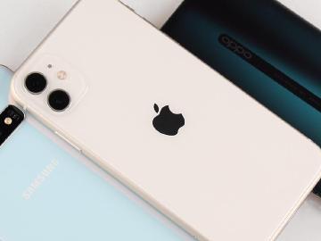 台灣10月手機銷售增溫 iPhone 11系列表現強勁