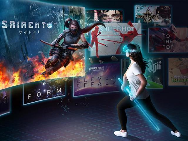 HTC推VIVE系列美國黑五折扣 12月公布台灣年末方案