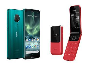 Nokia 2720 Flip酷玩紅與7.2翡翠綠先後登台上市