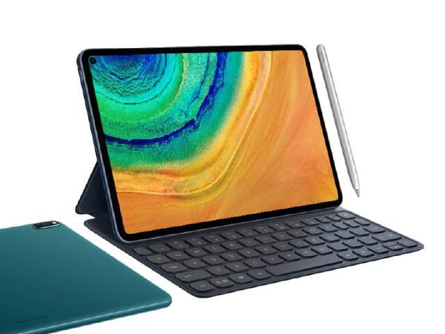 華為MatePad Pro旗艦平板發表 10.8吋挖孔螢幕搭麒麟990