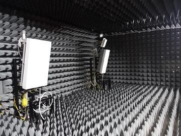 提升測試準確率!愛立信成立台灣首座5G測試暗室