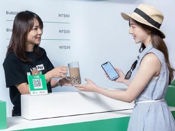 成立跨境支付聯盟 LINE Pay推出全新App與Logo