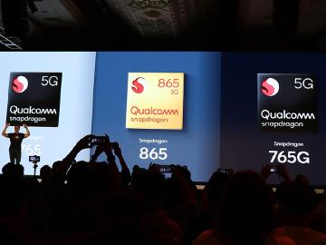 高通發表5G平台Snapdragon 865、765與765G