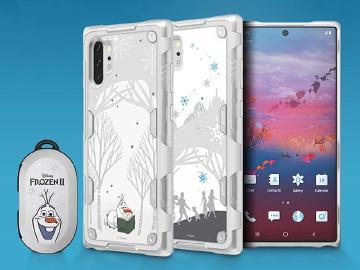 三星Note10+與Galaxy Buds冰雪奇緣2配件即日開賣