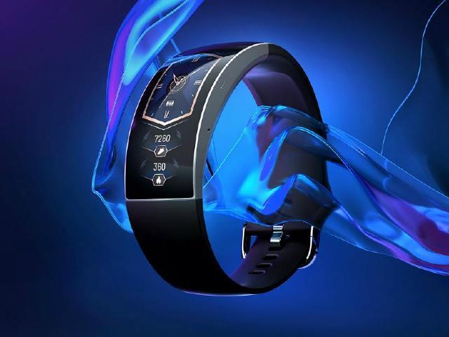 華米將參展CES 柔性螢幕概念手錶AMAZFIT X即將量產