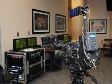 Sony與Verizon以專業攝影設備搭配手機 進行5G賽事轉播測試