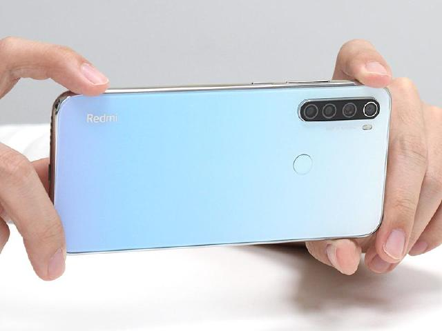 紅米四鏡頭手機 Redmi Note 8T開箱