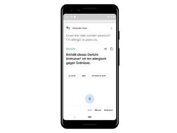 手機版Google助理開始支援口語對話翻譯功能