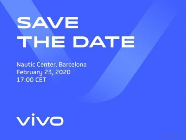 vivo預告MWC展前舉辦活動 2/23可能發表新手機