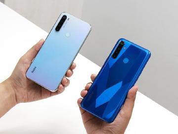 低價四鏡頭手機 realme 5與Redmi Note 8T比較
