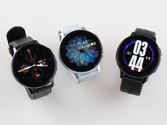 兼具時尚與智慧的運動錶!三星Galaxy Watch Active2全系列開箱