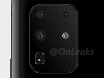 SAMSUNG S11+主相機模擬圖再洩 藍牙認證疑通過