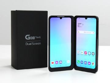 雙螢幕手機體驗 LG G8X ThinQ Dual Screen開箱