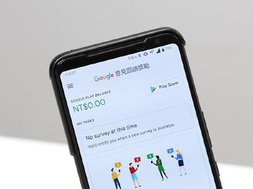 Google意見回饋獎勵台灣登場 Android用戶搶先體驗