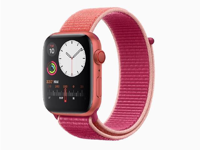 蘋果可能推出紅色款Apple Watch 列入PRODUCT(RED)產品項目