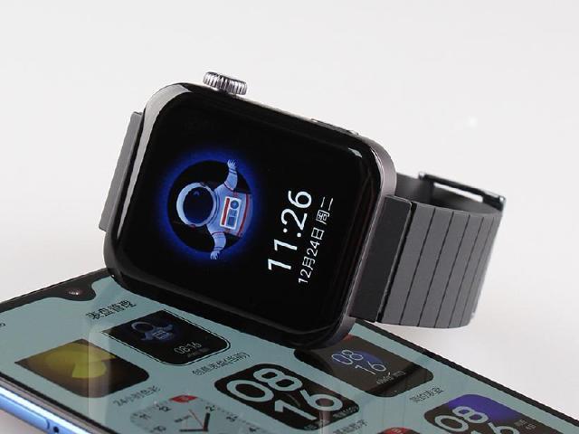 可獨立通話上網的穿戴裝置!小米手錶標準版開箱