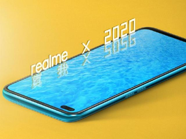 realme X50機身設計公布 2+4鏡頭搭配挖孔螢幕