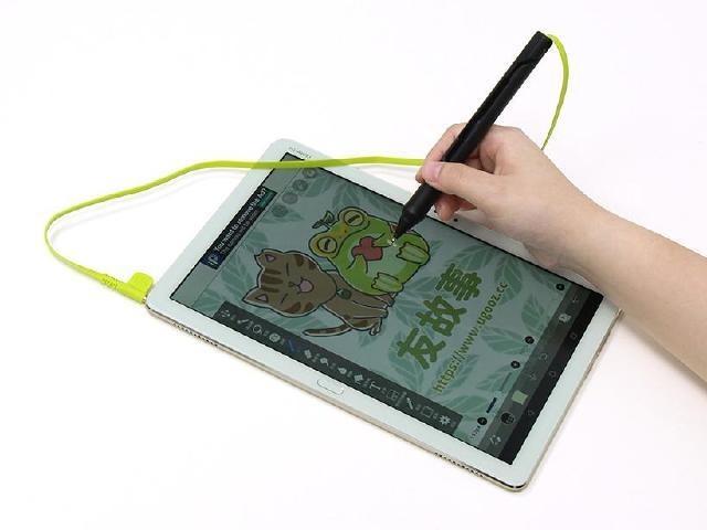 平價不插電的感壓繪圖筆 SonarPen開箱實測