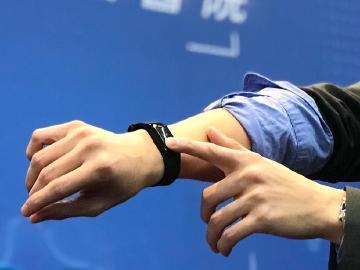 30秒測心律!中央大學研發醫療用智慧手環Micor A100