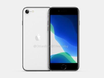 iPhone SE 2機身模擬圖曝光 i8加上i11 Pro特色融合