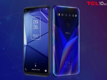 TCL首款5G手機採用S765 可折疊螢幕手機開放體驗[CES 2020]