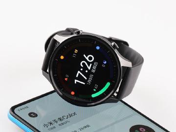 圓形錶面設計!小米手錶Color典雅黑與時尚銀開箱