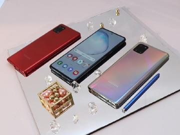 三星輕旗艦手機Note 10 Lite 台灣上市價格與規格公布
